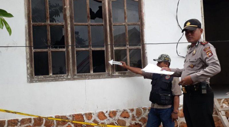 Sejumlah Rumah Warga di Muna Diserang Orang Tak Dikenal