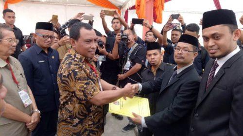 Usai Umumkan Wali Kota Baubau Terpilih, Ini yang Dilakukan KPU
