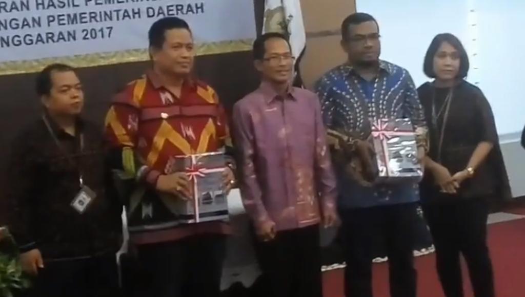 Video, Kabupaten Muna Raih Opini WTP