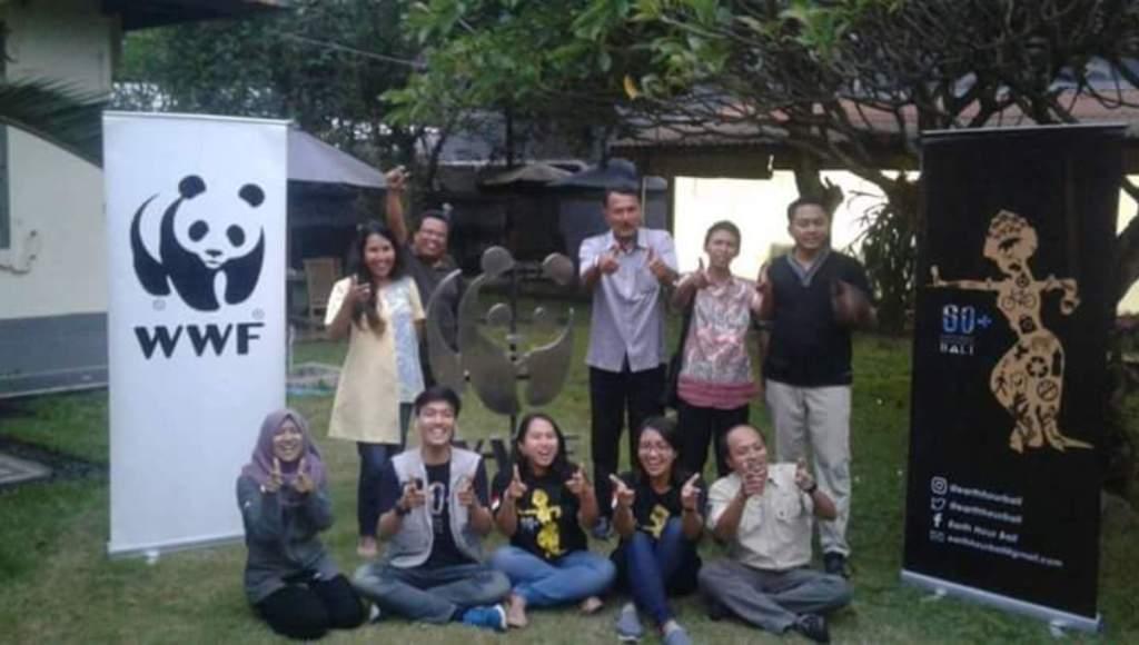 Komunitas EH Bali Adakan Press Conference Switch Off 2018