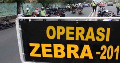 Lengkapi Surat Kendaraan Anda, Ada Operasi Zebra Lho !
